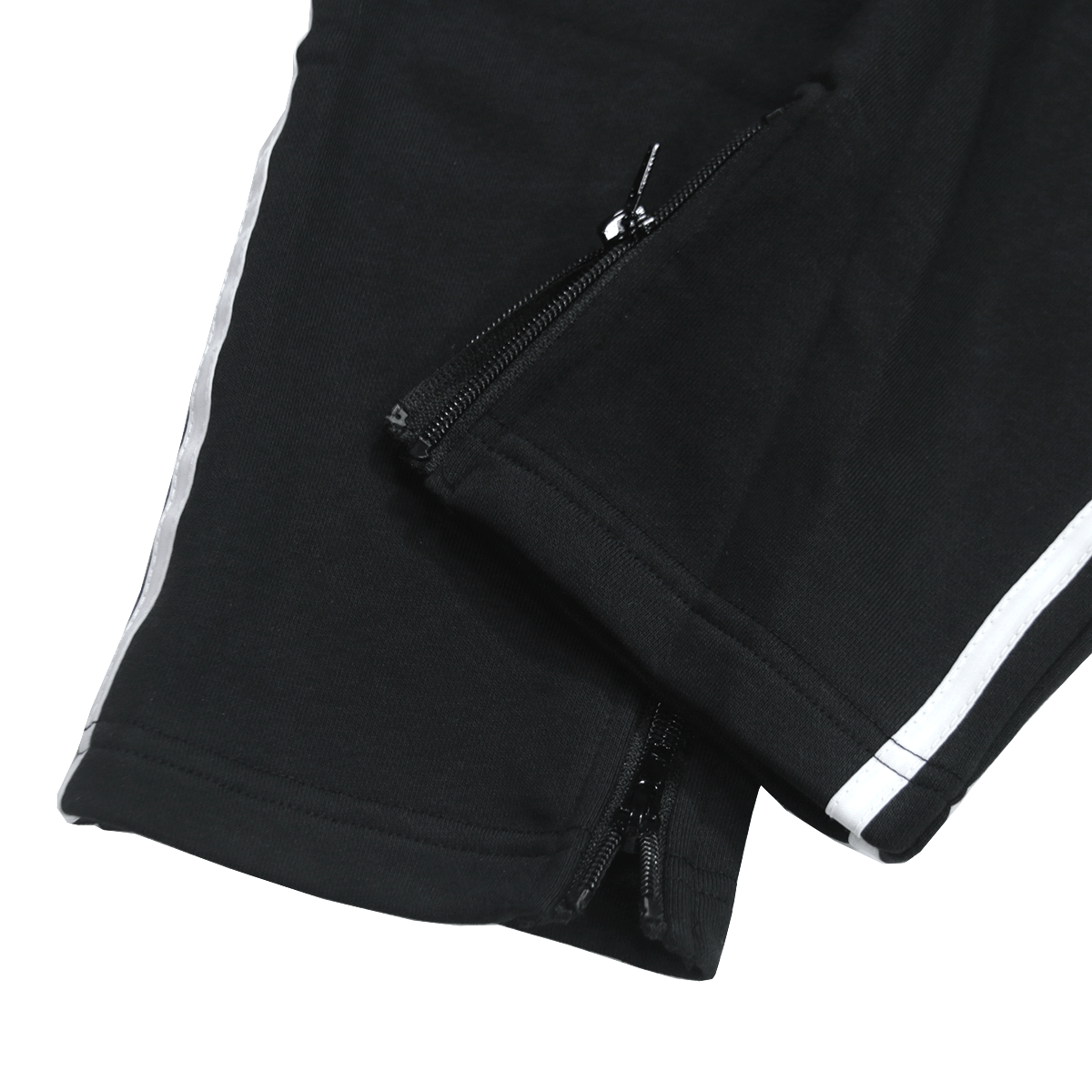 Side Striped Trackers - Black