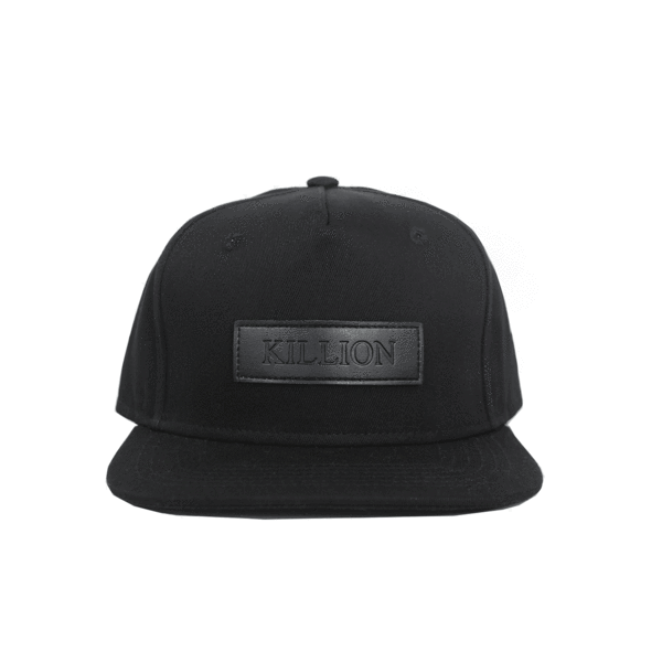 Killion Embossed Logo Patch - Baseball Cap