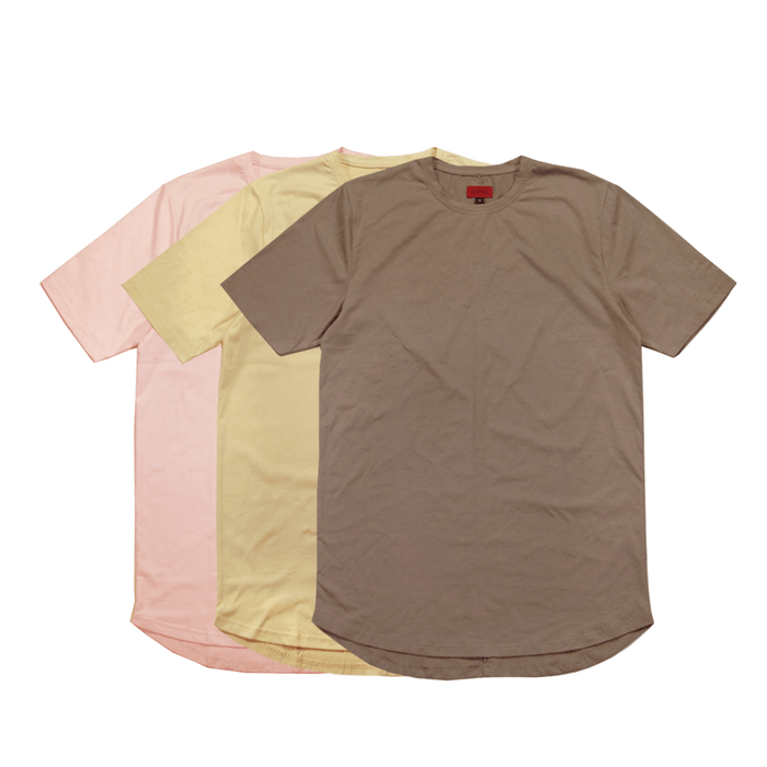 3-Pack SI-12 Essential - Peach/Cream/Dark Sand