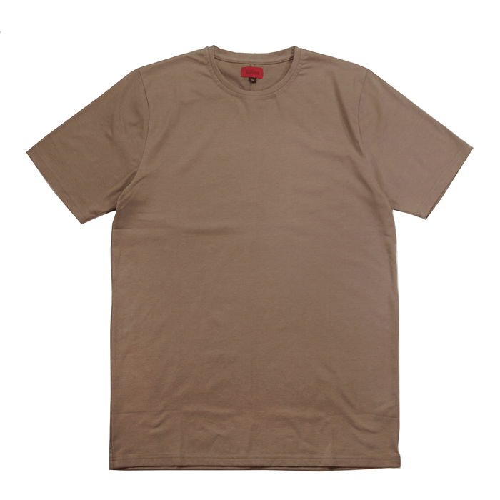 Standard Issue SI-12 Essential Flat-Hem - Dark Sand