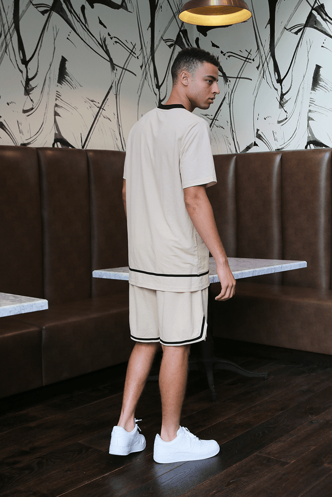 All-Court Lounge Shorts - Sand