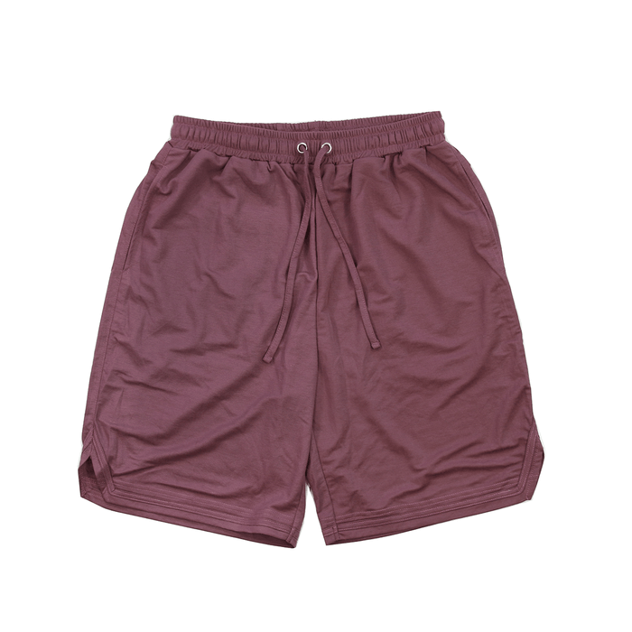All-Court Lounge Shorts - Plum