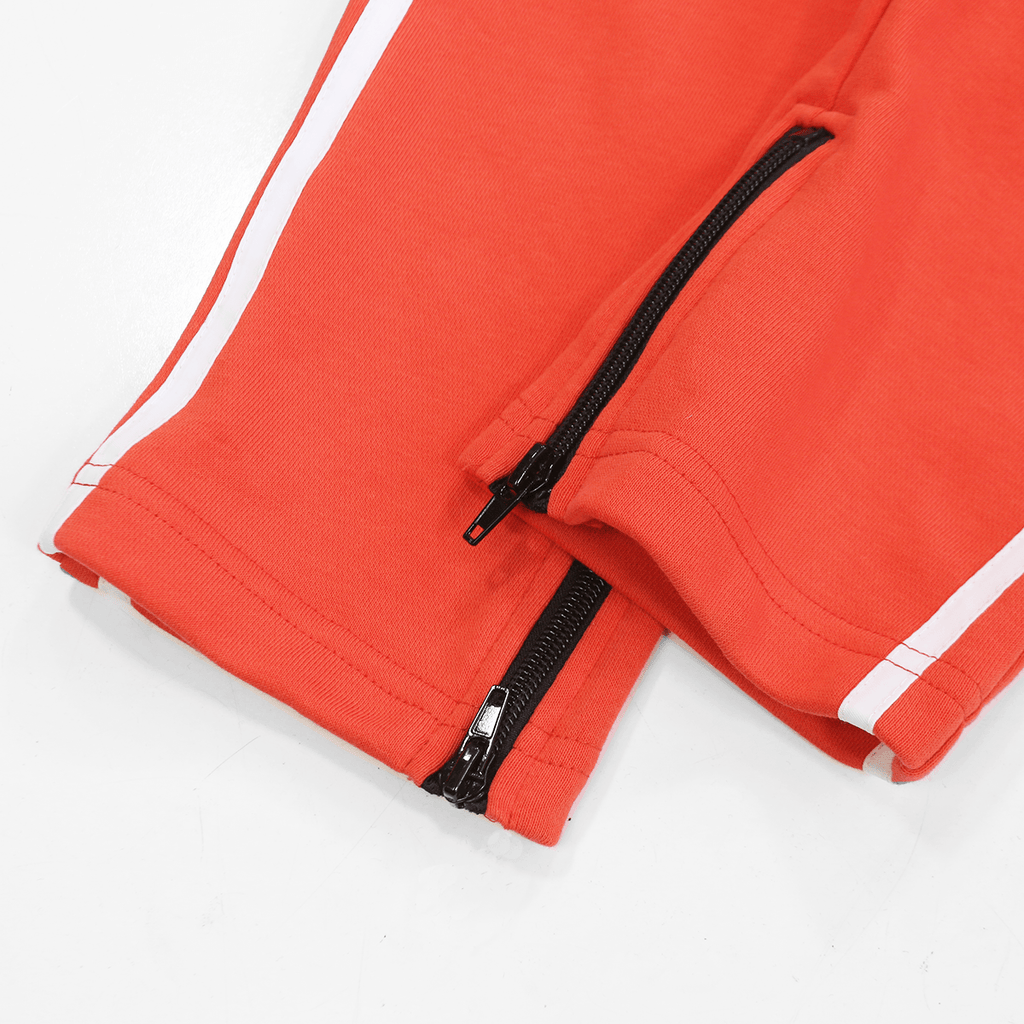 Side Striped Trackers - Orange