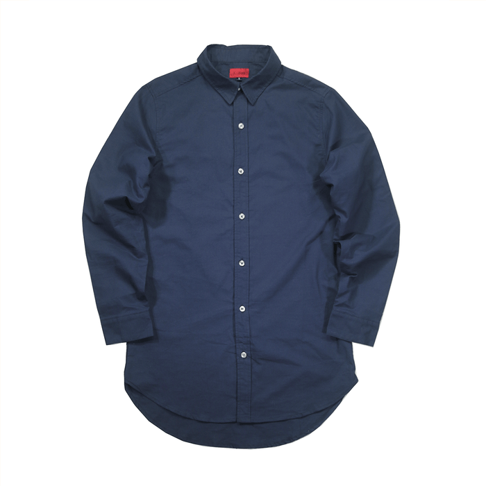 Oxford Button Down - Navy (08.15 RELEASE)