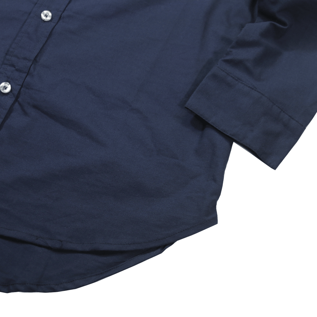 Oxford Button Down - Navy
