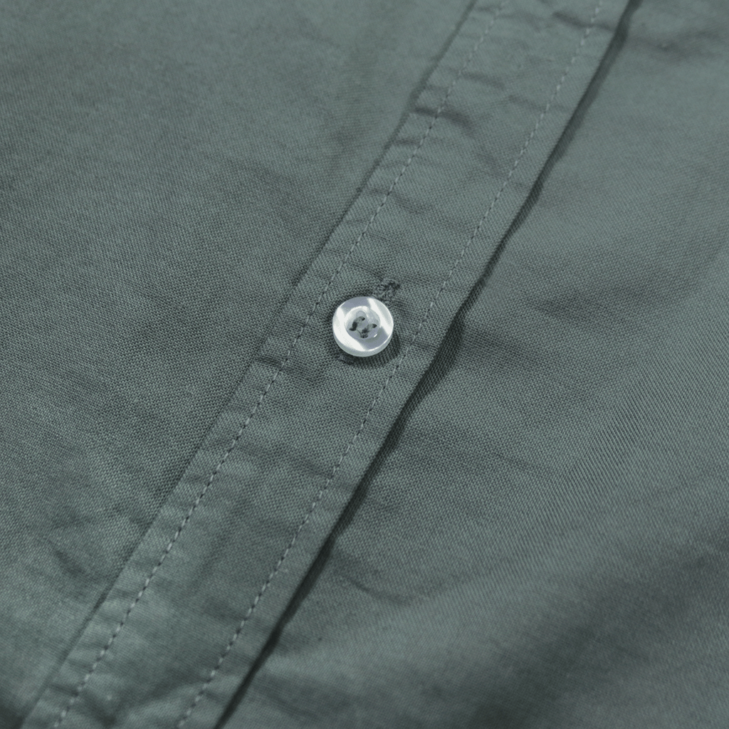 (11.28.19 7PM PT) Oxford Button Down - Washed Olive