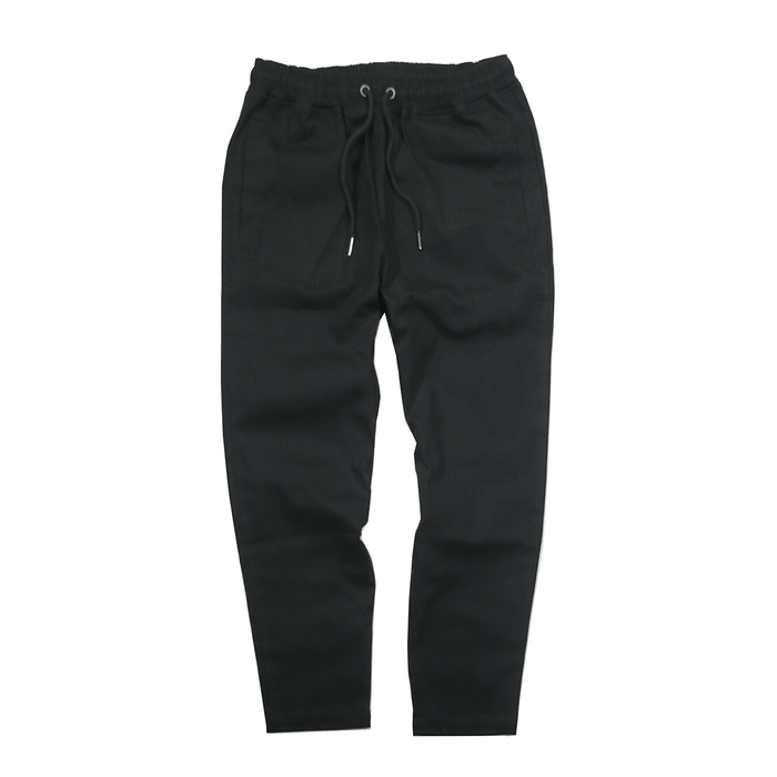 SI Twill Cropped Pant - Black (08.15 RELEASE)