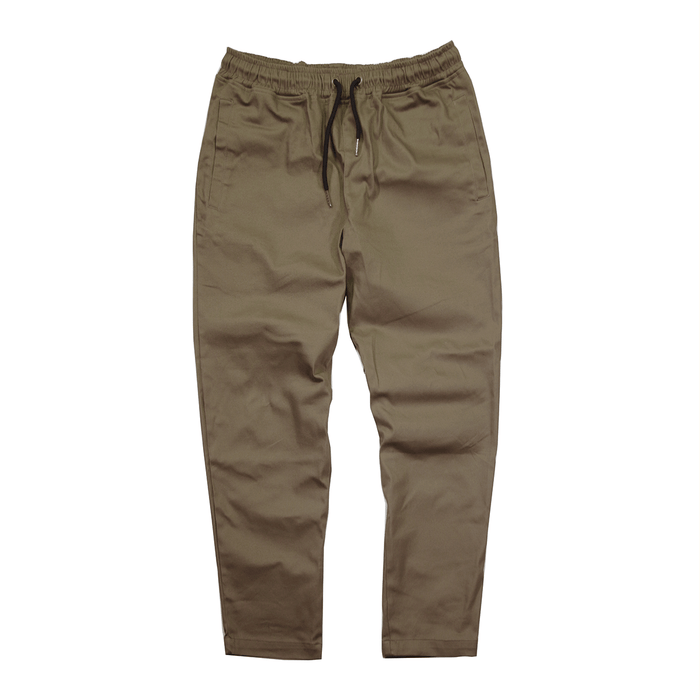 SI Twill Cropped Pant - Olive (08.15 RELEASE)
