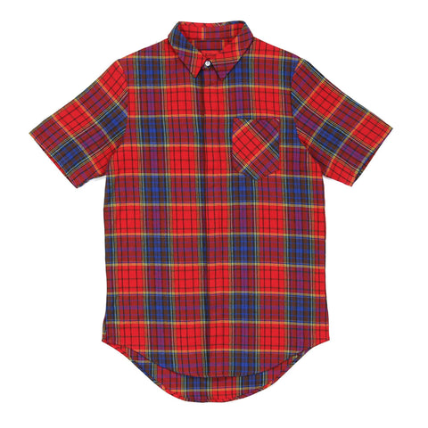 Roosevelt SS Button Up