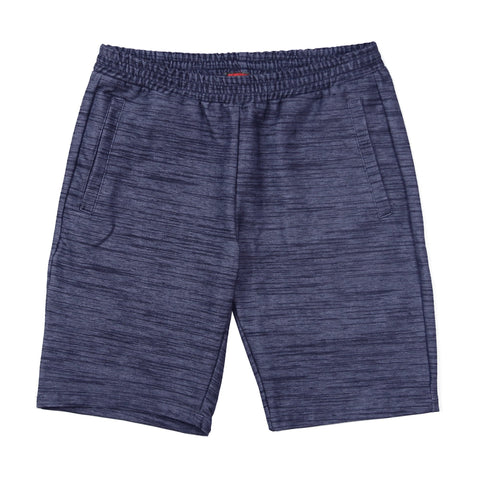 Chambray Shorts - Dark Denim