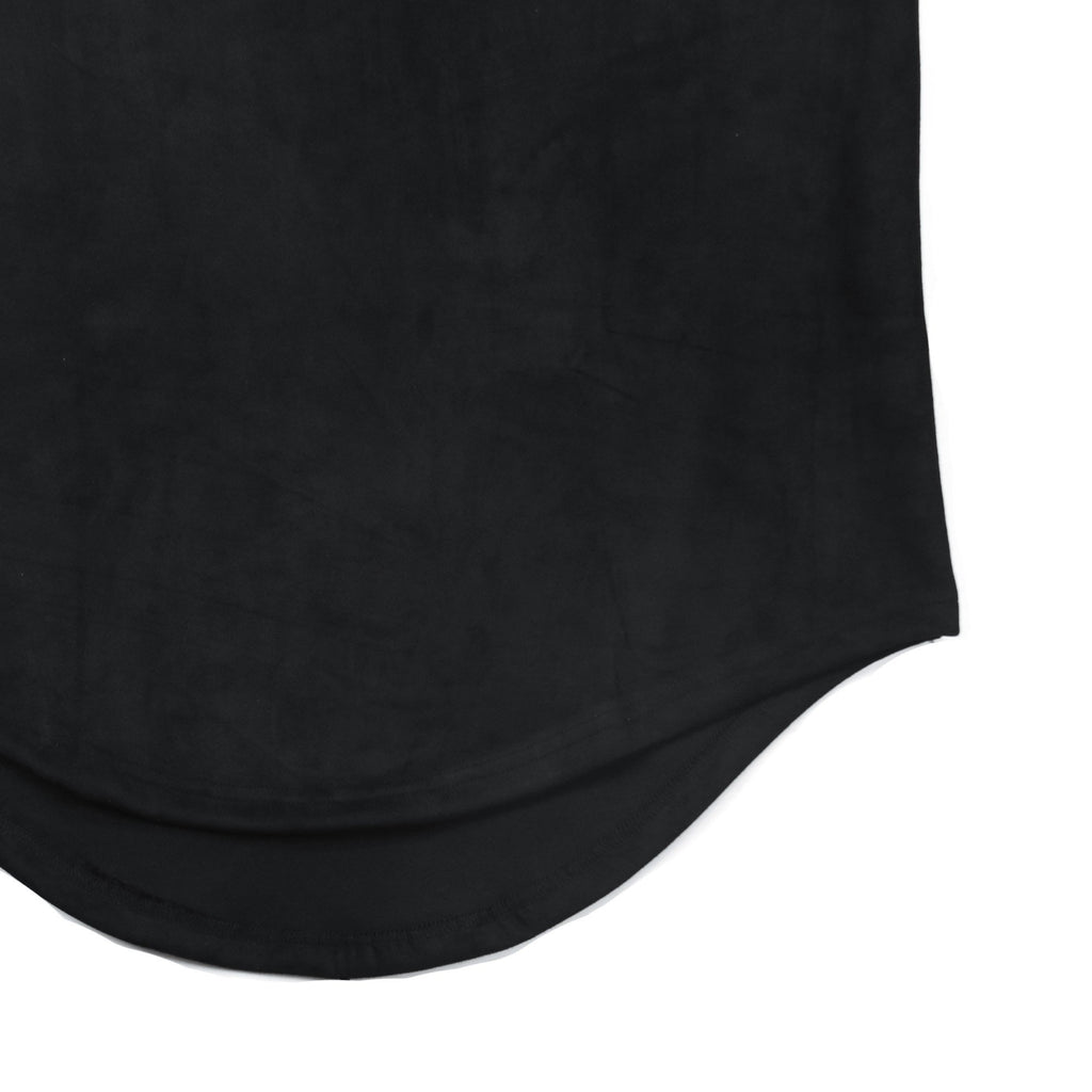 Suede Butter Tank Top - Black (05.14.20 Release)