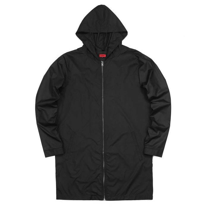 Black Flow Parka