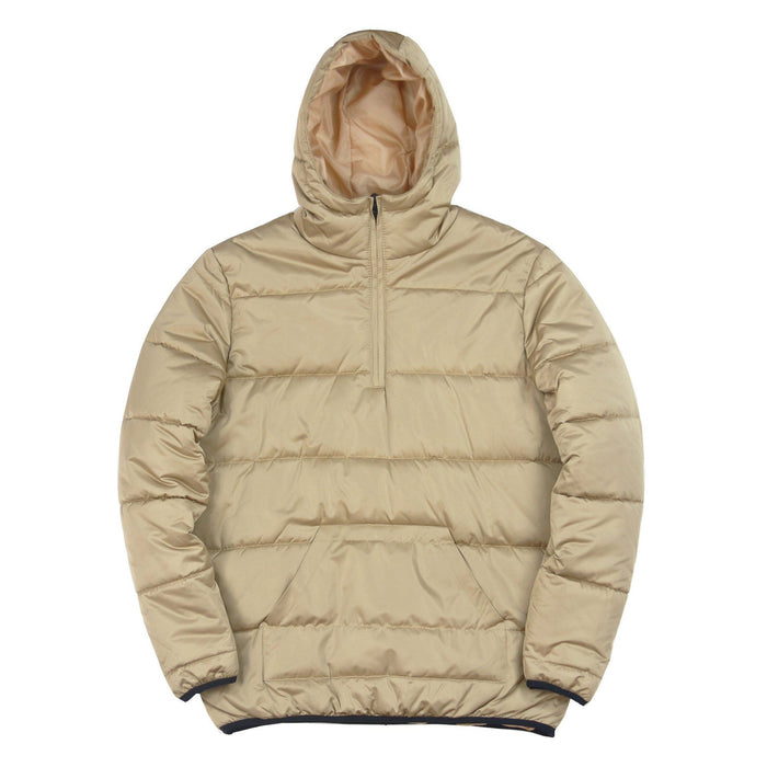 Mountain Puffy Jacket - Beige