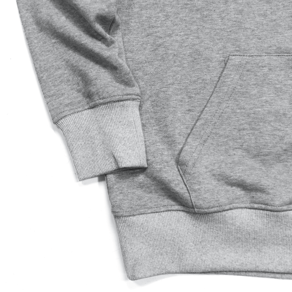 Marshall Hoodie - Heather Grey