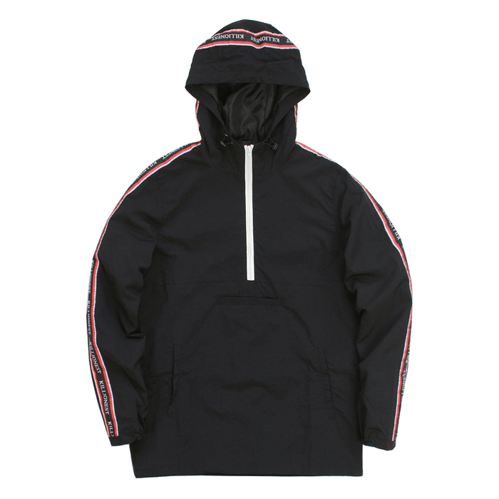 Weathertex Anorak - Black (11.12.20 Release)