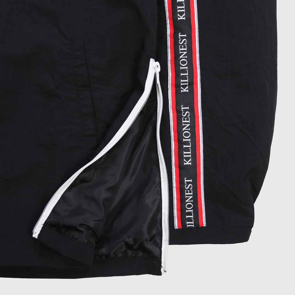 Weathertex Anorak - Black