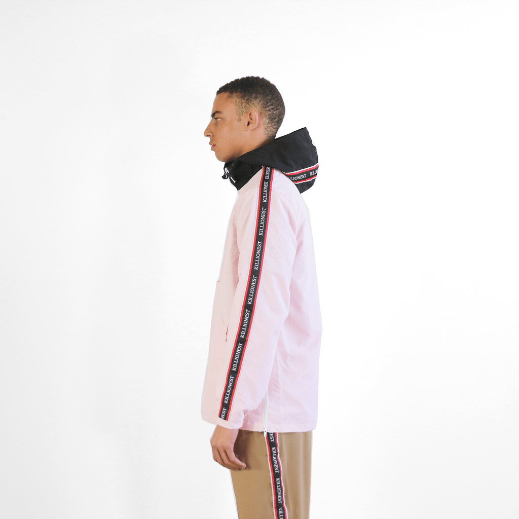 Weathertex Anorak - Peach