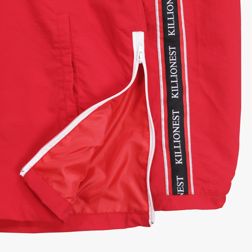 Weathertex Anorak - Red