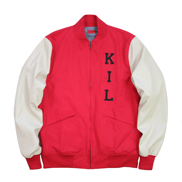 KIL Varsity Jacket - Red