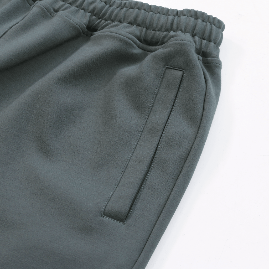 Tech Cut-Off Trouser - Deep Forest