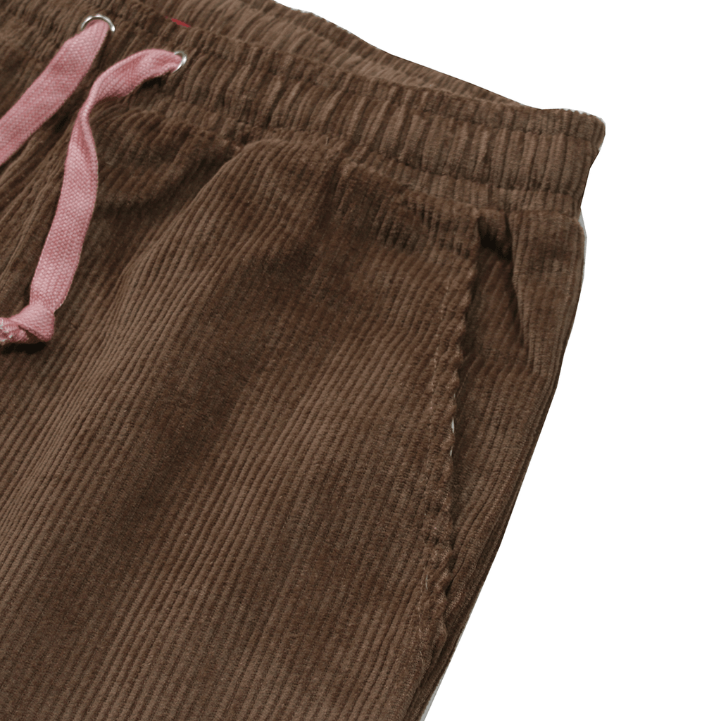 Drexler Corduroy Shorts - Dark Brown (09.10.20 Release)