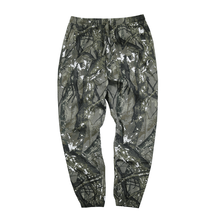 Hunter Baggy Camo Pant - Grey Camo