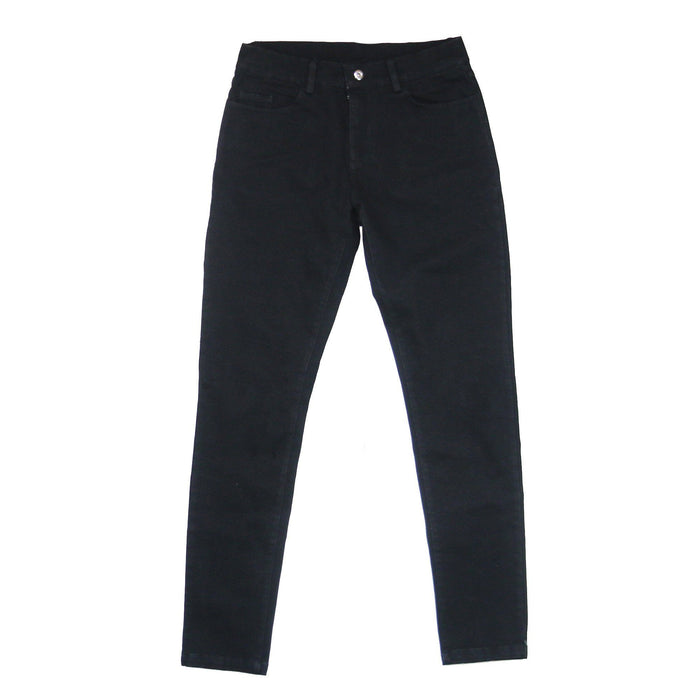 Access Preorder - Classic Black Denim Jeans