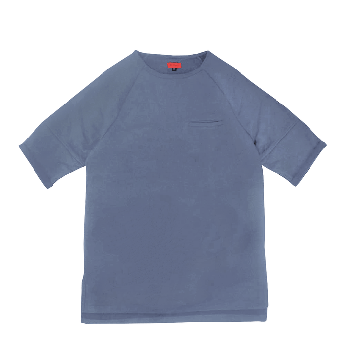Lounger Fleece Sweater - Clay Blue  (12.08.20 Release)