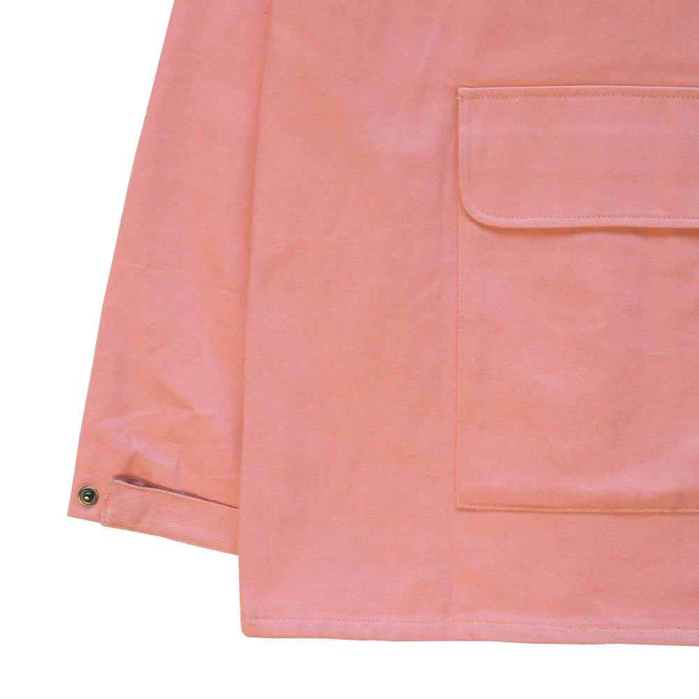 Milan Coach Jacket - Salmon