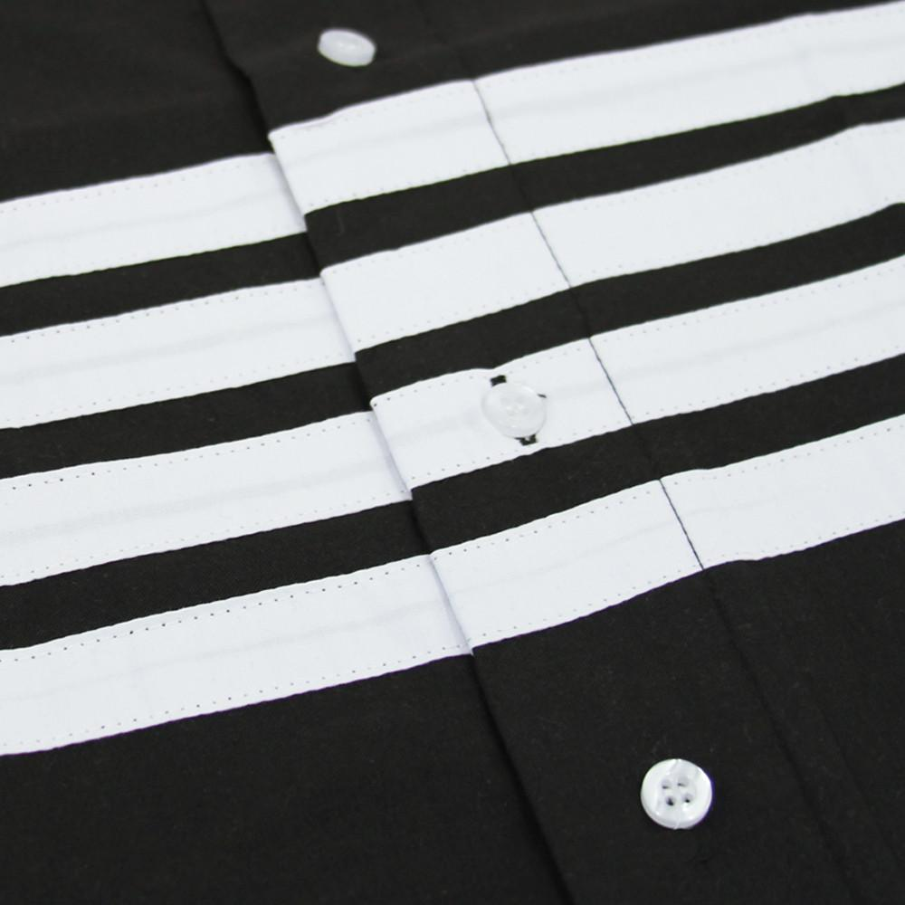 Cartwright Baseball Jersey - Black