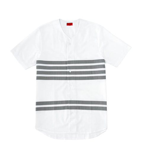 Cartwright Baseball Jersey - White