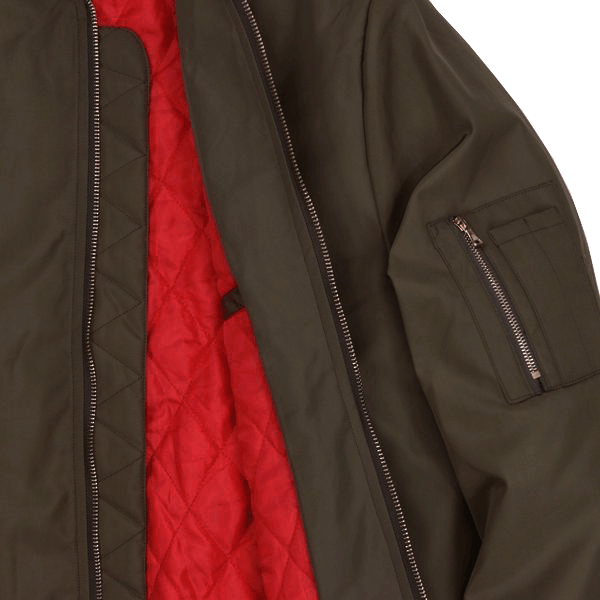 Standard Issue MA-1 Bomber Jacket - Dark Olive (02.11.21 Release)