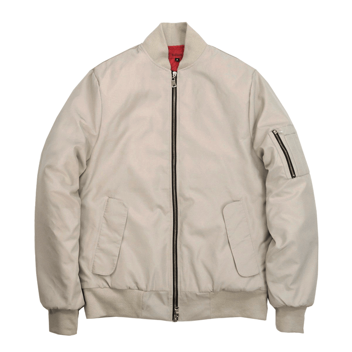 Standard Issue MA-1 Bomber Jacket - Sand (02.11.21 Release)