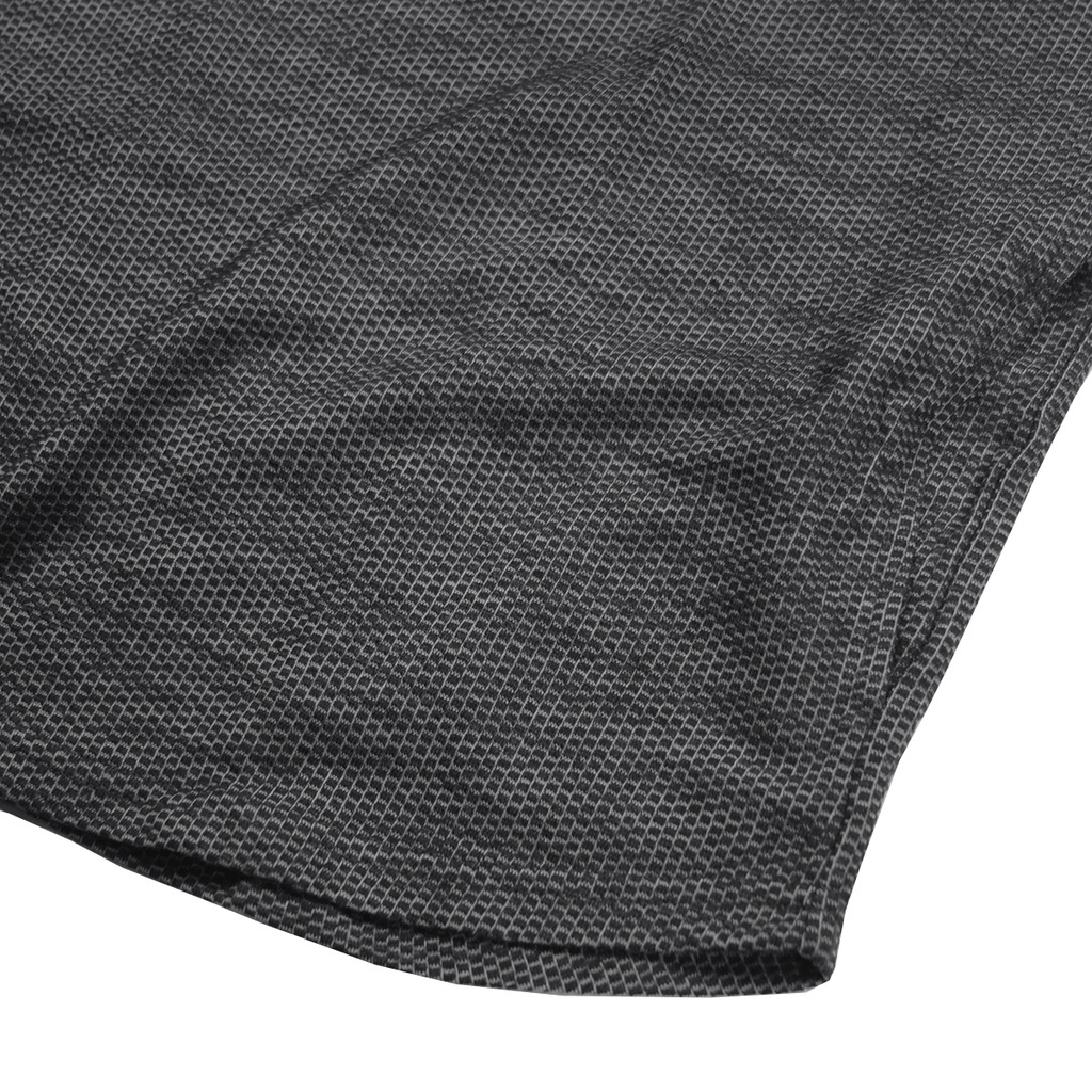 (01.22.20 Release) Off Grid Scallop Tee - Charcoal