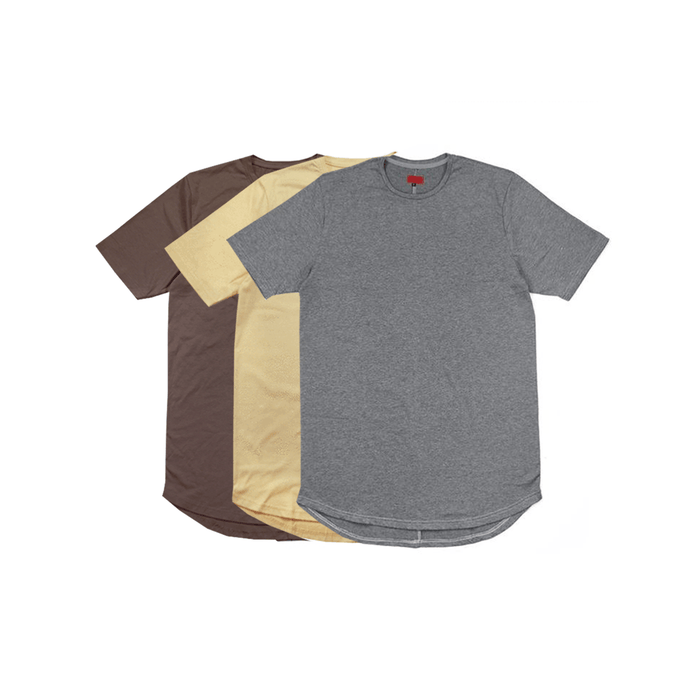 3-Pack SI-12 Essential - Charcoal/Cream/Umber (07.09 Release)