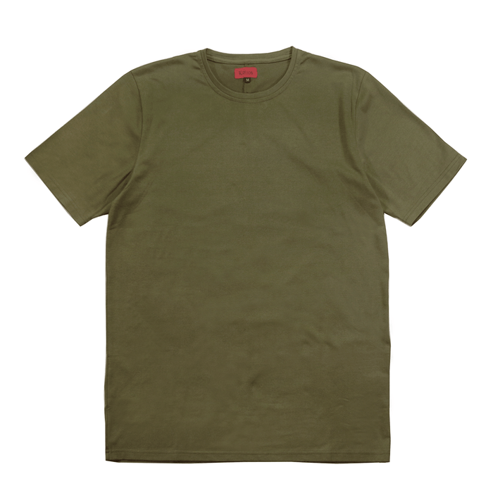 Standard Issue SI-12 Essential Flat-Hem - Olive