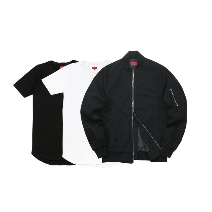 SI Starter Pack - Lightweight MA-1 Bomber/ SI-12 Essentials