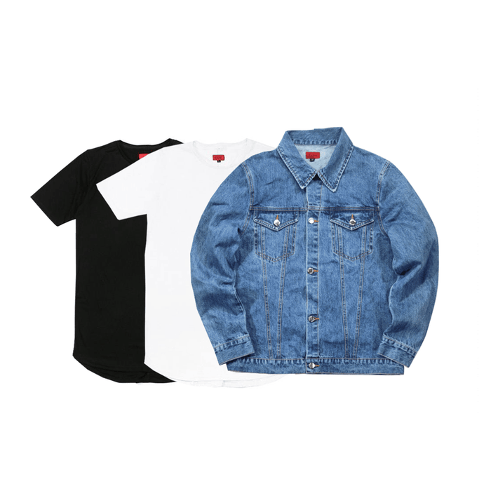 SI Starter Pack - Classic 13oz Denim Jacket/ SI-12 Essentials