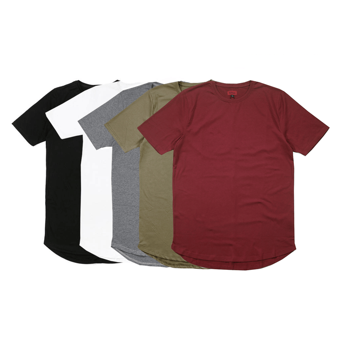 5-Pack SI-12 Essential - Black/White/Olive/Charcoal/Wine (07.21.20 Release)