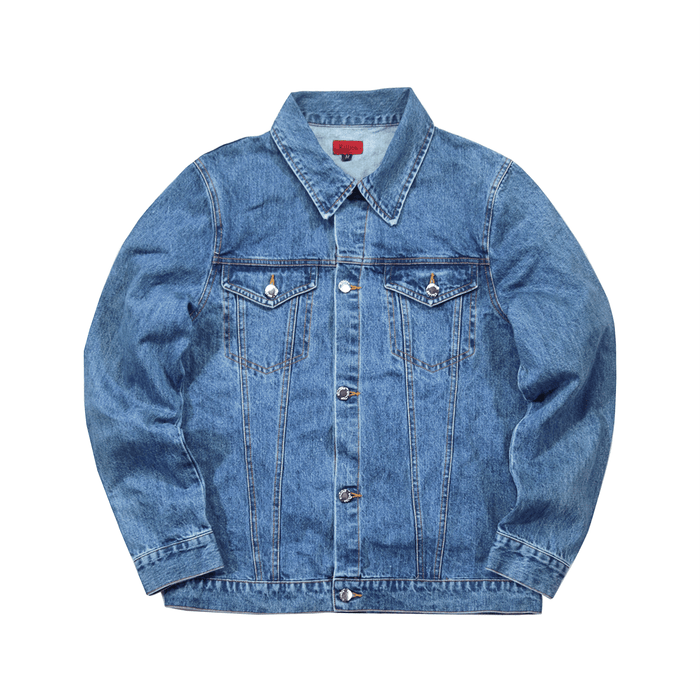 Classic 13oz Denim Jacket - Medium Blue