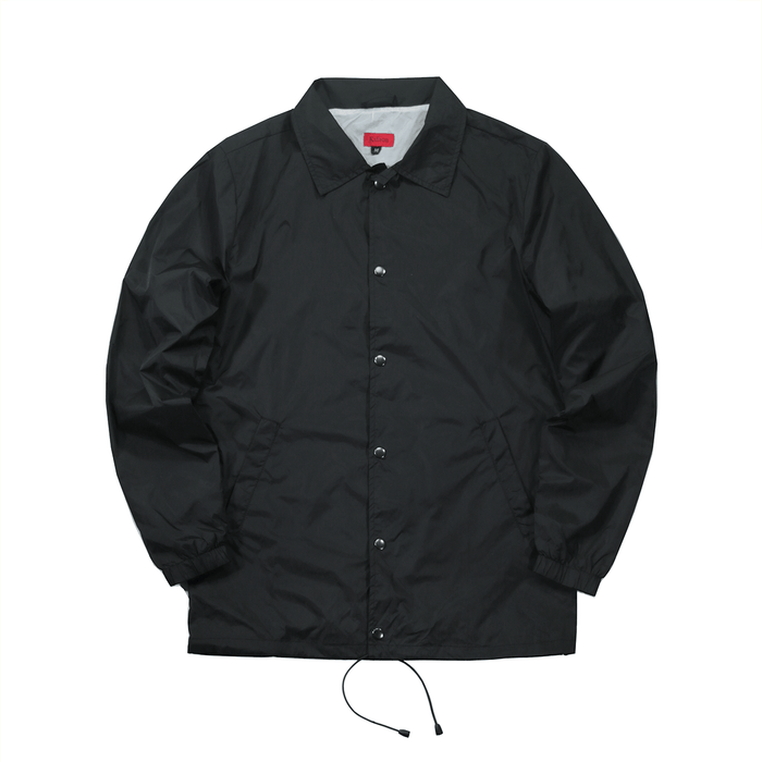 SI Nylon Coach Jacket - Black