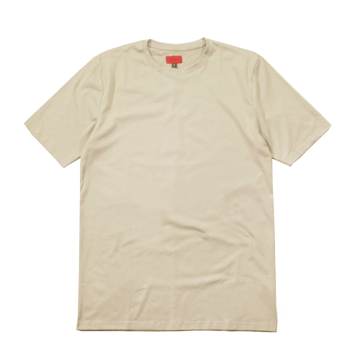Standard Issue SI-12 Essential Flat-Hem - Cream (07.09 Release)