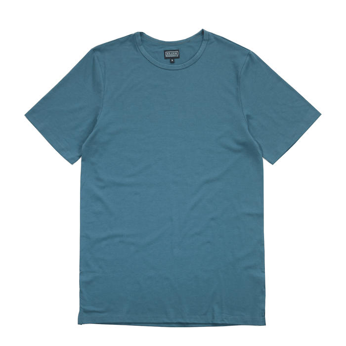 Basic Flat-Hem - Dark Teal