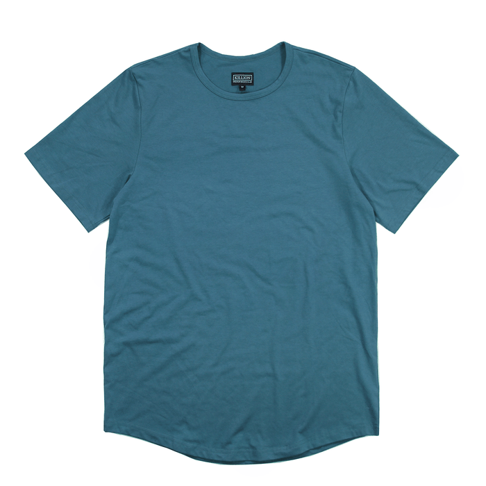 Basic Scallop - Dark Teal