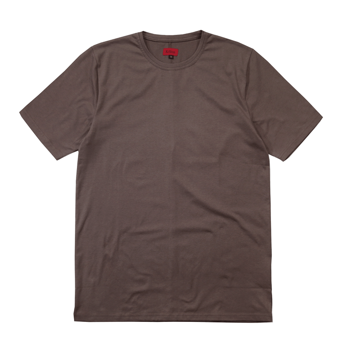 Standard Issue SI-12 Essential Flat-Hem - Umber
