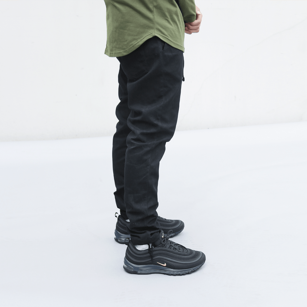 Field Pant Essential - Black
