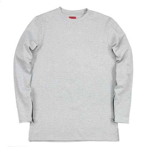 Microdot Long Sleeve - Grey