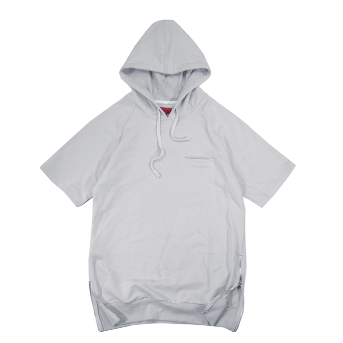 (11.12.19 Release) Gramercy 2.0 French Terry S/S Hoody - Heather Grey