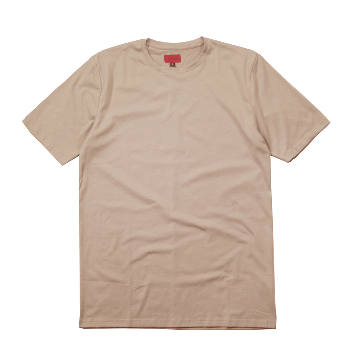 Standard Issue SI-12 Essential Flat-Hem - Light Beige