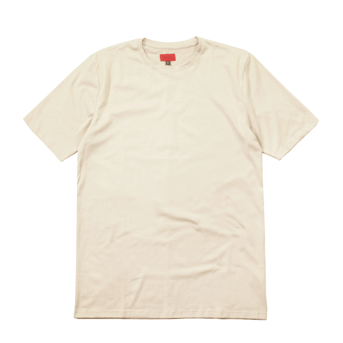 Standard Issue SI-12 Essential Flat-Hem - Warm Natural